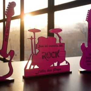 Rock´and Roll y Metacrilato