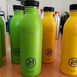 Botellas de Aluminio Personalizadas