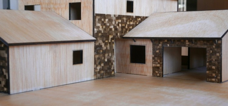 Construcción de maquetas: De la precisión a la rapidez y economicidad